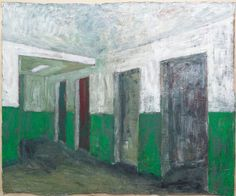 Romanian Scenes is the latest in a series of exhibitions whose origins date to the founding of the Espace culturel Louis Vuitton in each has explored the contemporary art scene of a foreign country. Art History, Contemporary Art, Louis Vuitton, Urban, Artist, Berlin, Landscapes, Painting, Interior