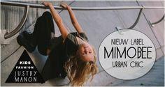 New label | @MIMOBEE kindermode nieuw
