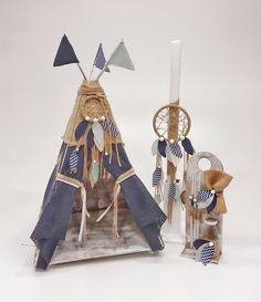 Picture of BOY TEEPEE DREAMCATCHER