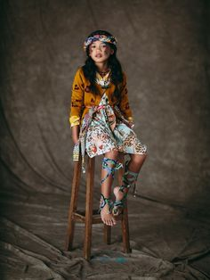 Great kids fashion shoot from Naif magazine by Piotr Motyka