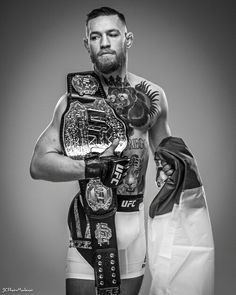 Champ Champ Conor McGregor