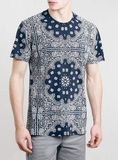 Iuter Barro Bandana T-Shirt