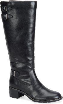 Basic Black Boots Softspots Style: 1702101