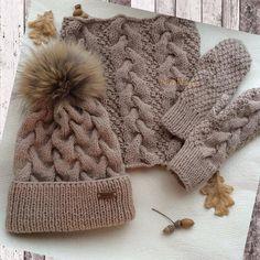 Зима, как всегда, пришла неожиданно. Даже слишком неожиданно. Пару недель назад было +25, а вчера первый снегопад ❄️❄️❄️ Пора утепляться. Комплект из полушерсти. Связан на заказ. Возможен повтор в любом цвете. #комплектNickName#вязаныйкомплект#вязание#шапка#снуд#варежки#ручнаяработа#осень#зима#девочки#вязанаяшапка#вязаныйснуд#knitting#handmade#hat#snood#mittens#autumn#winter#girls