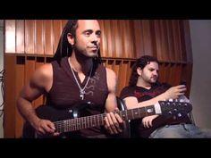 ▶ Almah Studio Report 2011 - Guitar recordings (Pt. 1) - YouTube