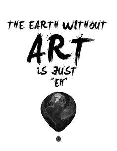 The Earth Without ART is just eh by ~ivantot on deviantART