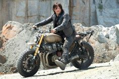 'The Walking Dead': Everything You Ever Wanted to Know About Daryl's Bike, From Prop Master John Sanders