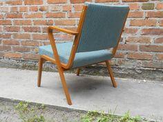 Vintage Sessel - Sessel Selman (auch sehr vintage ;-)) - ein Designerstück von Time_Machine bei DaWanda