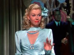 "Peter Virgil (Jack Carson): ""There's something I just gotta do, I cant help myself."" // Georgia Garrett (Doris Day): ""Well, if you cant help yourself, you can't help yourself."" -- from Romance on the High Seas (1948) directed by Michael Curtiz"