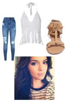 """""""Untitled #146"""" by journeycarothers on Polyvore featuring Lipsy and Qupid"""