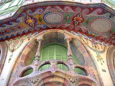 Promenade gratuite sur les traces de l'Art Nouveau catalan