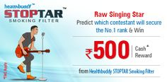 #Predict which contestant will secure Rank 1 in #RawSingingStar on 14th September.  http://www.foreseegame.com/user/GamePlay.aspx?GameID=LHdoO%2fFtgv5HB7HJ%2b3AIjQ%3d%3d