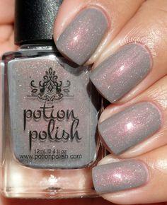 Potion Polish First Frost // @kelliegonzoblog