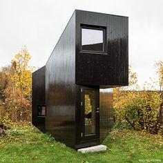 JVA writer's cabin 2d