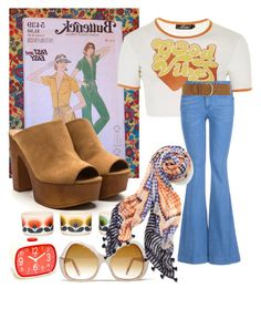 That 70's Show by vintage12murage on Polyvore featuring polyvore, fashion, style, Topshop, STELLA McCARTNEY, Stella & Dot, Dorothy Perkins, Orla Kiely and clothing