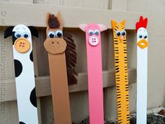 Chocolate Dipped Pretzel Sticks Decorated to look like Farm Animals - Hungry Happenings