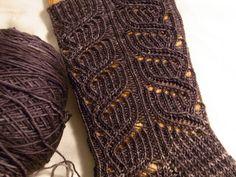 Paisley Socks by verybusymonkey