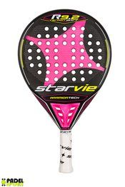 Star Vie R 9.2 DRS  Carbon Soft Rackets, Tennis Racket, Stars, Control, Hot Pink, Sterne, Star