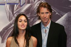 "Megan Fox Photos Photos: ""Transformers"" Press Conference In Seoul Transformers Film, Megan Fox Photos, Brian Austin Green, Revenge Of The Fallen, Michael Bay, Steven Spielberg, Indian Movies, Entertainment Weekly, Old Actress"