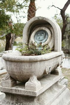 MAGNOLIA CEMETERY in CHARLESTON