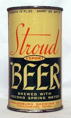 Stroud Beer  #StroudBeer  #Stroud  #Beer  #FlatTops  #BeerCans  #Kamisco