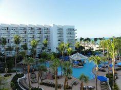 Marriott Aruba Resort & Stellaris Casino:                   view south