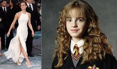 Emma Watson said it wasn't until aged 25 that she felt  she had a 'sense of self she was comfortable with'. The star says enrolling in Brown University was the best thing she ever did.