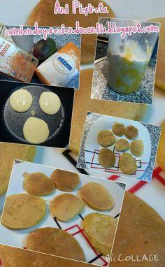 Comiendo y Creciendo con Lía: Tortitas de mango