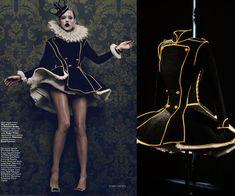 MultiMediaEvent:ExperimentalFashion: Worth couture
