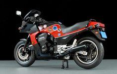 WITS Kawasaki GPZ 900R Top Gun   Tom Cruise Bike 112