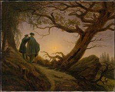One of my favourite artists: Caspar David Friedrich!