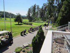 Peuramaa golf in Kirkkonummi