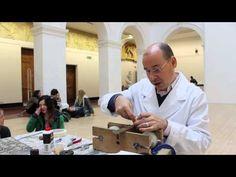Visiting goldsmith: Giovanni Corvaja - YouTube
