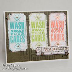 Stamping Rules!: Stamp of the Month Blog Hop