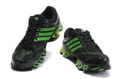 Adidas Titan Bounce Couple Black Lime Green G12845