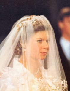 Princess Marie Astrid of Luxembourg 1982