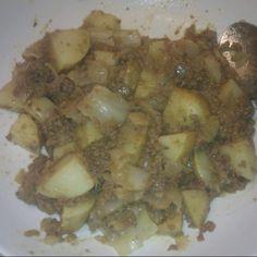 Rezept Weißkohl-Hackfleisch-Topf von kakaduhaubenfarbe - Rezept der Kategorie Hauptgerichte mit Fleisch