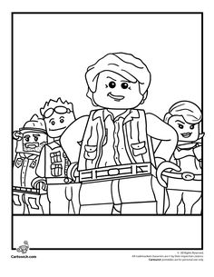 Lego Coloring Pages Lego Clutch Powers Coloring Page – Cartoon Jr.