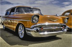 chevy nomad | 1957 Chevy Nomad - photo by George Thomas. All images in this post are ...