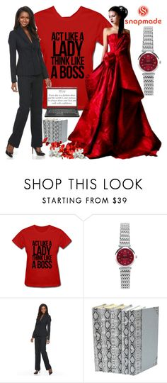 """""""Women Can Do It All!"""" by bevmardesigns ❤ liked on Polyvore featuring Le Suit, women, fashionset and womensFashion"""