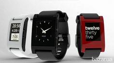 Pebble Watch | Умные часы - Аксессуары и комплектующие Харьков на Bazar.ua