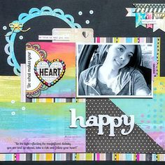 Glory 2 sheets Believe Collection BoBunny 12x12 Scrapbooking paper