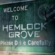 Eli Roth's Hemlock Grove Trailer - Famke Janssen, Bill Skarsgard, and Landon Liboiron star in this horror series set to premiere April 19th on Netflix.
