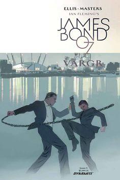 James Bond (2015) Issue #5