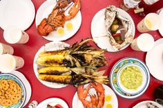 Location 901 BOSTON POST RD GUILFORD, CT What to eat ROAST CLAMS, SHRIMP, GRILLED LOBSTER, CORN ON THE COB