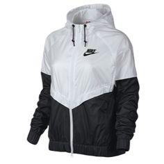 sortie avec paypal vente excellente Nike Windrunner Allover Impression Des Femmes De Veste Clip Art En Noir Et Blanc prédédouanement ordre collections MQ7yCqirk4