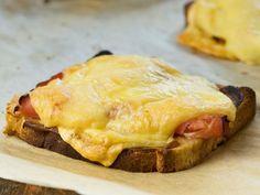 Kinkku-juustoleivät - Reseptit