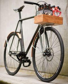 Fancy - Cory's Fast Boy Cycles