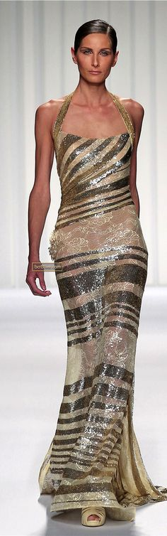 Abed Mahfouz Couture Spring Summer 2013