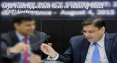 Businessbuzz : Urjit Patel appointed RBI Governor,Urjit Patel Bio...